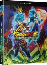 Picture of Dragon Ball Super: Broly - The Movie [DVD+Digital]