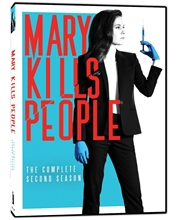 Picture of Mary Kills People - Season 2 (DVD English)