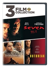 Picture of 3 Film Favorites: Seven/ The Shawshank Redemption/ Outbreak [DVD]