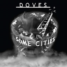 Picture of SOME CITIES(2LP) by DOVES