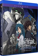 Picture of Full Metal Panic!: The Second Raid - The Complete Series [Blu-ray+Digital]