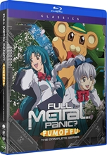 Picture of Full Metal Panic? Fumoffu - The Complete Series [Blu-ray+Digital]