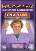 Picture of Mrs. Browns Boys Live: Unplugged and Unleashed On Air Live [DVD]