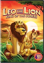 Picture of Leo The Lion: King of the Jungle [DVD]