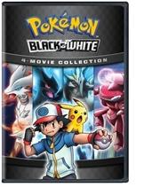 Picture of Pokemon Black & White Movie 4 Pack [DVD]