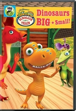 Picture of Dinosaur Train: Dinosaurs Big and Small! [DVD]