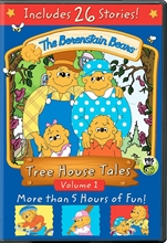 Picture of Berenstain Bears: Tree House Tales Volume 1 [DVD]