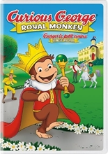 Picture of Curious George: Royal Monkey [DVD]