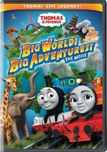 Picture of Thomas & Friends: Big World! Big Adventures! The Movie [DVD]
