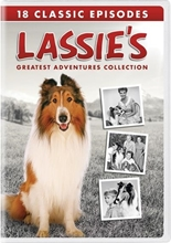 Picture of Lassie's Greatest Adventures Collection [DVD]