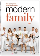 Picture of Modern Family: Season 10 [DVD]