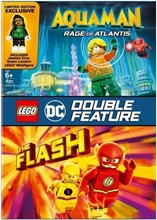 Picture of LEGO DC Super Heroes: Aquaman / The Flash (DBFE) [DVD]