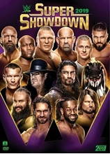 Picture of WWE: Super Showdown 2019 [DVD]