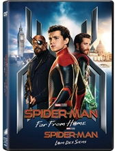 Picture of Spider-Man: Far From Home (Bilingual) [DVD]