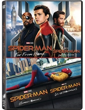 Picture of Spider-Man: Far from Home / Spider-Man: Homecoming (2 Disc) (Bilingual) [DVD]