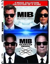 Picture of Men in Black (1997) / Men in Black 3 / Men in Black II / Men in Black: International (Bilingual) [DVD]