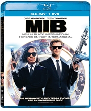 Picture of Men in Black: International (Bilingual) [Blu-ray+DVD+Digital]