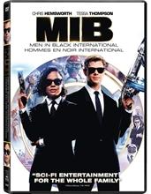Picture of Men in Black: International (Bilingual) [DVD]