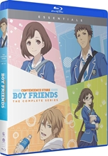 Picture of Convenience Store Boy Friends: The Complete Series [Blu-ray+Digital]