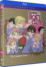 Picture of Ouran High School Host Club: The Complete Series [Blu-ray+Digital]