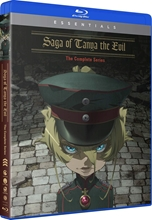 Picture of Saga of Tanya the Evil: The Complete Series  [Blu-ray+Digital]