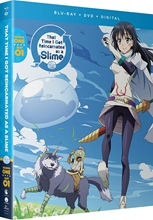Picture of That Time I Got Reincarnated as a Slime: Season One Part 1 [Blu-ray+DVD+Digital]