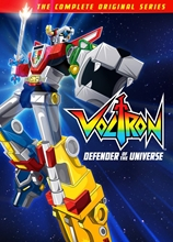 Picture of Voltron: Defender of the Universe Complete Series [DVD]