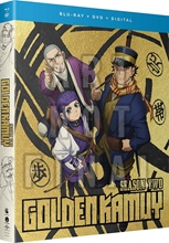 Picture of Golden Kamuy: Season Two [Blu-ray+DVD+Digital]