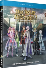 Picture of Double Decker! Doug & Kirill: The Complete Series + OVAs [Blu-ray+Digital]