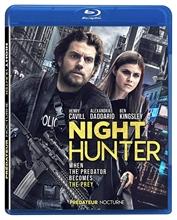 Picture of Night Hunter (Bilingual) [Blu-ray]