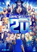 Picture of WWE: Smackdown 20th Anniversary [DVD]
