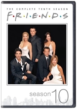 Picture of Friends: The Complete Tenth Season (25th Anniversary) [DVD]