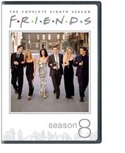 Picture of Friends: The Complete Eighth Season (25th Anniversary) [DVD]