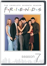 Picture of Friends: The Complete Seventh Season (25th Anniversary) [DVD]