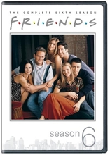Picture of Friends: The Complete Sixth Season (25th Anniversary) [DVD]