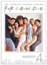 Picture of Friends: The Complete Fourth Season (25th Anniversary) [DVD]