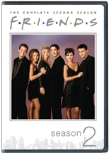 Picture of Friends: The Complete Second Season (25th Anniversary) [DVD]
