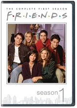 Picture of Friends: The Complete First Season (25th Anniversary) [DVD]
