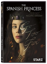 Picture of The Spanish Princess [DVD]