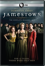 Picture of Jamestown: The Complete Seasons 1 & 2 [DVD]
