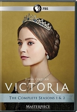 Picture of Masterpiece: Victoria - The Complete Seasons 1 & 2 [DVD]