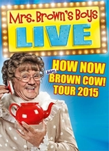 Picture of Mrs. Brown's Boys Live: How Now Brown Cow! [DVD]