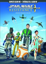 Picture of Star Wars Resistance: Season 1 [DVD]