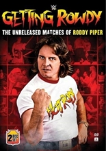 Picture of WWE: Getting Rowdy: The Unreleased Matches of Roddy Piper [DVD]