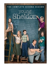 Picture of Young Sheldon: The Complete Second Season [DVD]
