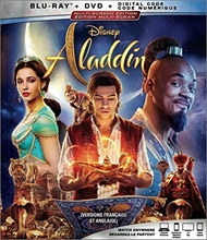 Picture of Aladdin (Live Action) [Blu-ray+DVD+Digital]
