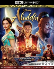 Picture of Aladdin (Live Action) [UHD+Blu-ray+digital]