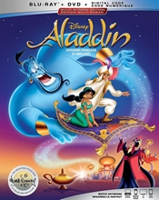 Picture of Aladdin (Signature Collection) [Blu-ray+DVD+Digital]