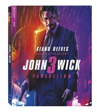 Picture of John Wick: Chapter 3 - Parabellum [Blu-ray+DVD]