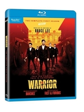 Picture of Warrior: The Complete First Season [Blu-ray]